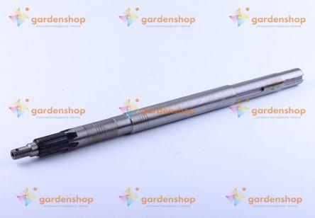 Вал первичный КПП L-535mm, Z-6 Тип-2 Xingtai 24B, Shifeng 244,Taishan 24 цена- Фото №1