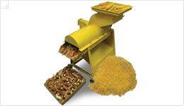Молотилка кукурузных початков 5TY-0.5 Д (початок от зерен) цена