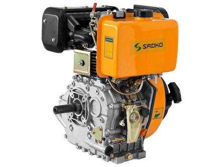 Фото - Двигатель Sadko DE 300 (Kama 178F) (под шпонку)