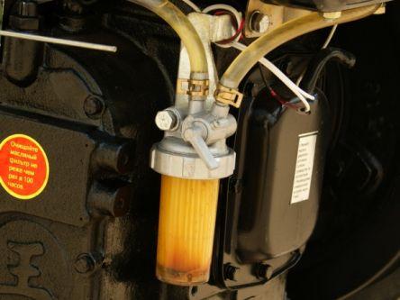 Двигатель R 190 AN, diesel, 11 h.p. (43554)