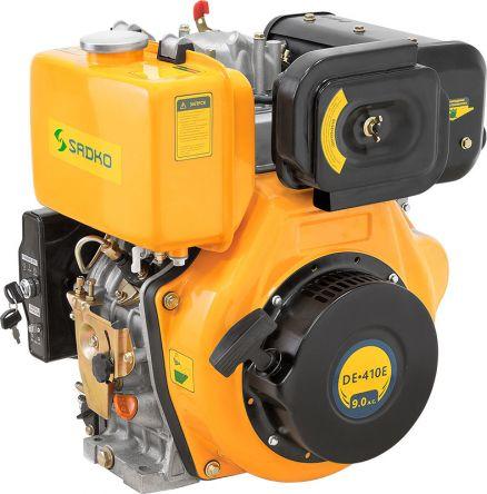 Двигатель Sadko 410DE (Kama 186 FE diesel)  цена