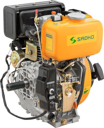 Двигатель Sadko DE-300E (Kama 178 FE) (8010792)