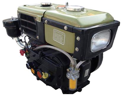 Двигатель R190 ANL, diesel, 11 h.p., электростартер цена