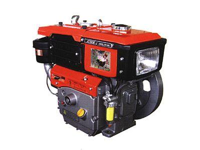 Двигатель R 195 ANL, diesel, 12 h.p., электростартер цена