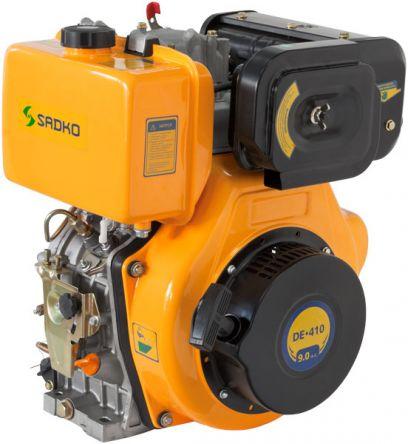 Двигатель Sadko DE-410 цена