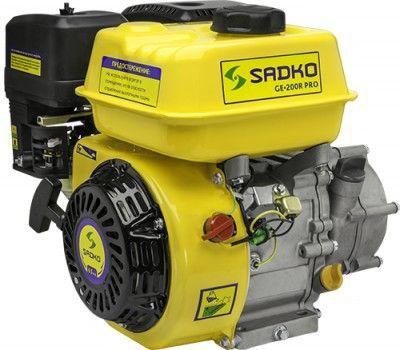 Двигатель Sadko GE-200R PRO цена
