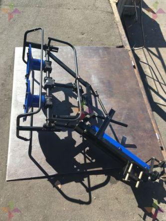 Фото - Косилка роторная боковая GS-01 к мототрактору- Фото №3