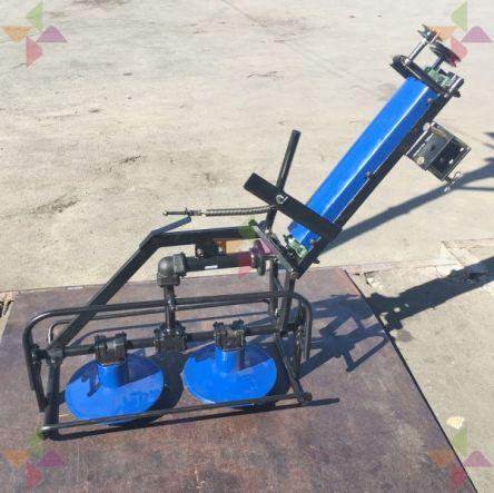 Фото - Косилка роторная боковая GS-01 к мототрактору- Фото №5