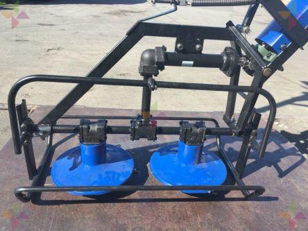 Фото - Косилка роторная боковая GS-01 к мототрактору- Фото №8