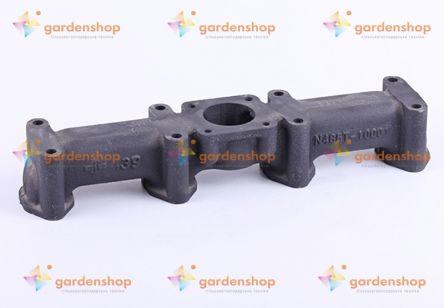 Коллектор выпускной ZN490BT ZN485 DongFeng 404 Chery 354/404 (TA-011-ZN490BT)- Фото №2