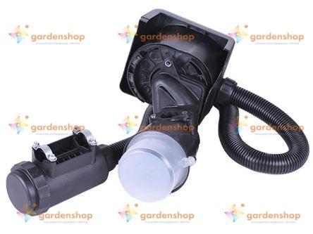 Фильтр воздушный (с верхним фильтром) - на двигатель 188F цена- Фото №1