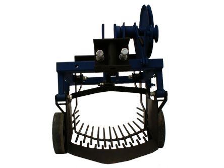Картоплекопач вібраційна до тяжких мотоблоків (КК5)- Фото №2