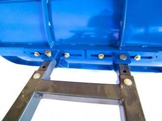 Отвал фронтальный гидравлический для тракторов Скаут Т12(M)-Т24 (gs-2349)