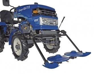 Фото - Роторная косилка для тракторов Скаут Т12 - Т24