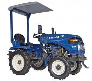 Дуга и навес для трактора Скаут Т12(М) цена