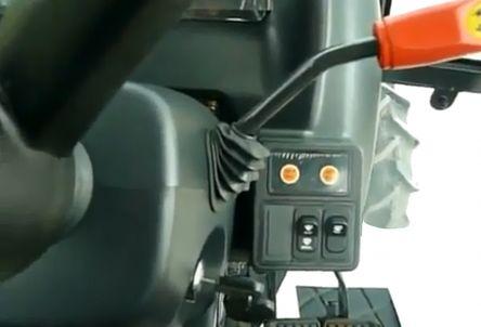Фото - Минитрактор Kioti EX50CCR (с отапливаемой кабиной и кондиционированием)- Фото №5