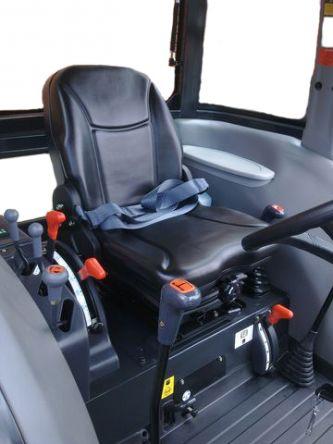 Минитрактор Kioti DK551C (кабина с кондиционером и обогревом) (gs-3104)