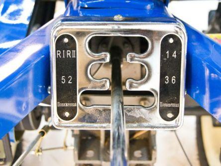 Фото - Дизельный мотоблок Скаут GS 15 DE- Фото №6