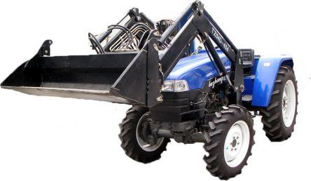 Фронтальный погрузчик ZL70 (к трактору Jinma 804) цена