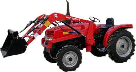 Фронтальный погрузчик ZL30 (к трактору Jinma 404) цена
