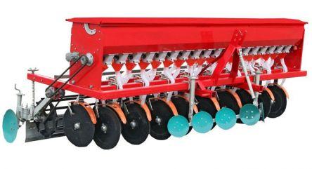 Сеялка зерновая 2BFX-18 (18 рядная) цена- Фото №1