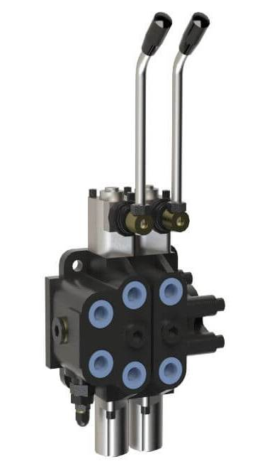 гидравлическая система мототрактора