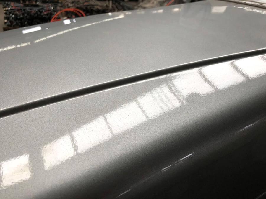 порошковая покраска мототрактора
