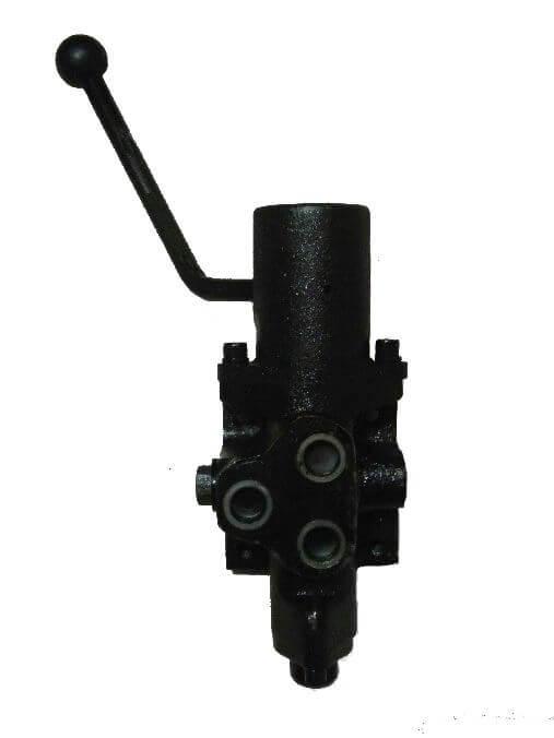 гидравлическая система мототракторов