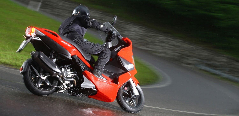 скорость и мощность скутера