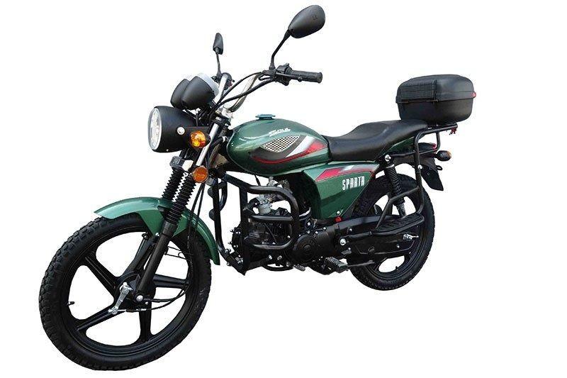 Мопед Soul SPARTA LUX 125cc