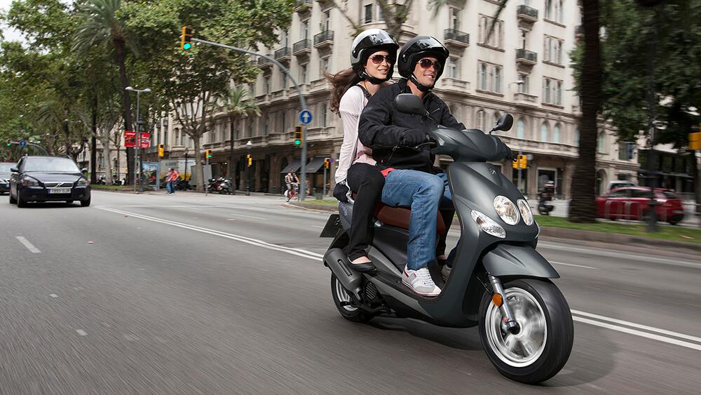 покупка скутера выгодно